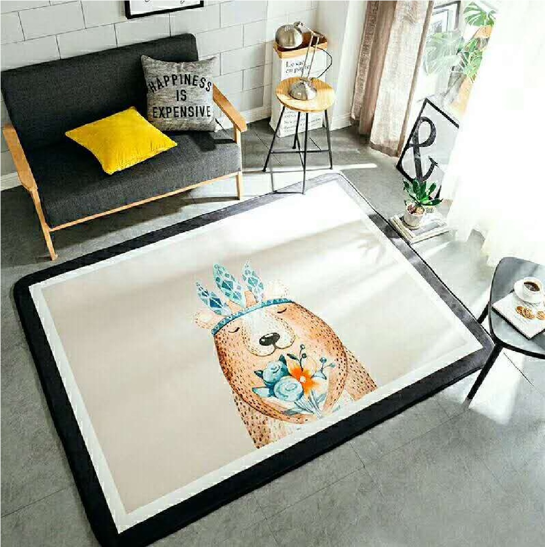 Flair Rugs Childrens Kids Fred Mrs