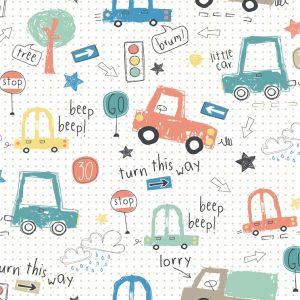 Cars Design Play Mat/ Rug / Carpet for Kids Room