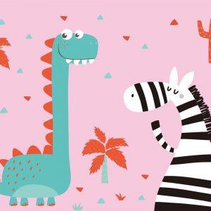Zebra Play Mat/ Rug / Carpet for Kids Room