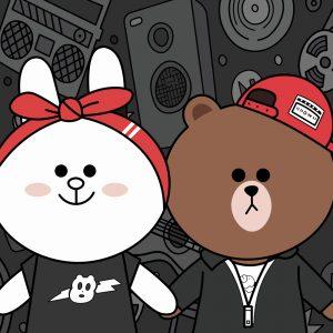 2 Little Bears Play Mat/ Rug / Carpet for Kids Room
