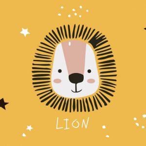 Lion Play Mat/ Rug / Carpet for Kids Room