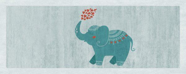 Elephant Play Mat/ Rug / Carpet for Kids Room