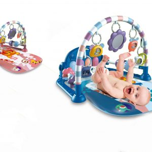 Andy Baby Activity Play Mat with Baby Fitness Pedal Piano